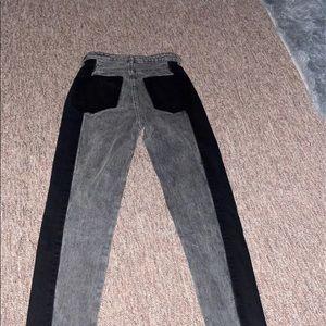 adika straight leg jeans